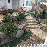 Small-residential-front-garden